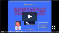 Managing Share and Deposit Costs when Interest Rates Rise