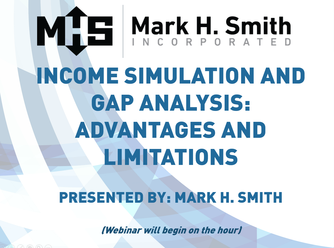 Income Simulation and GAP Analysis_ Advantages and Limitations