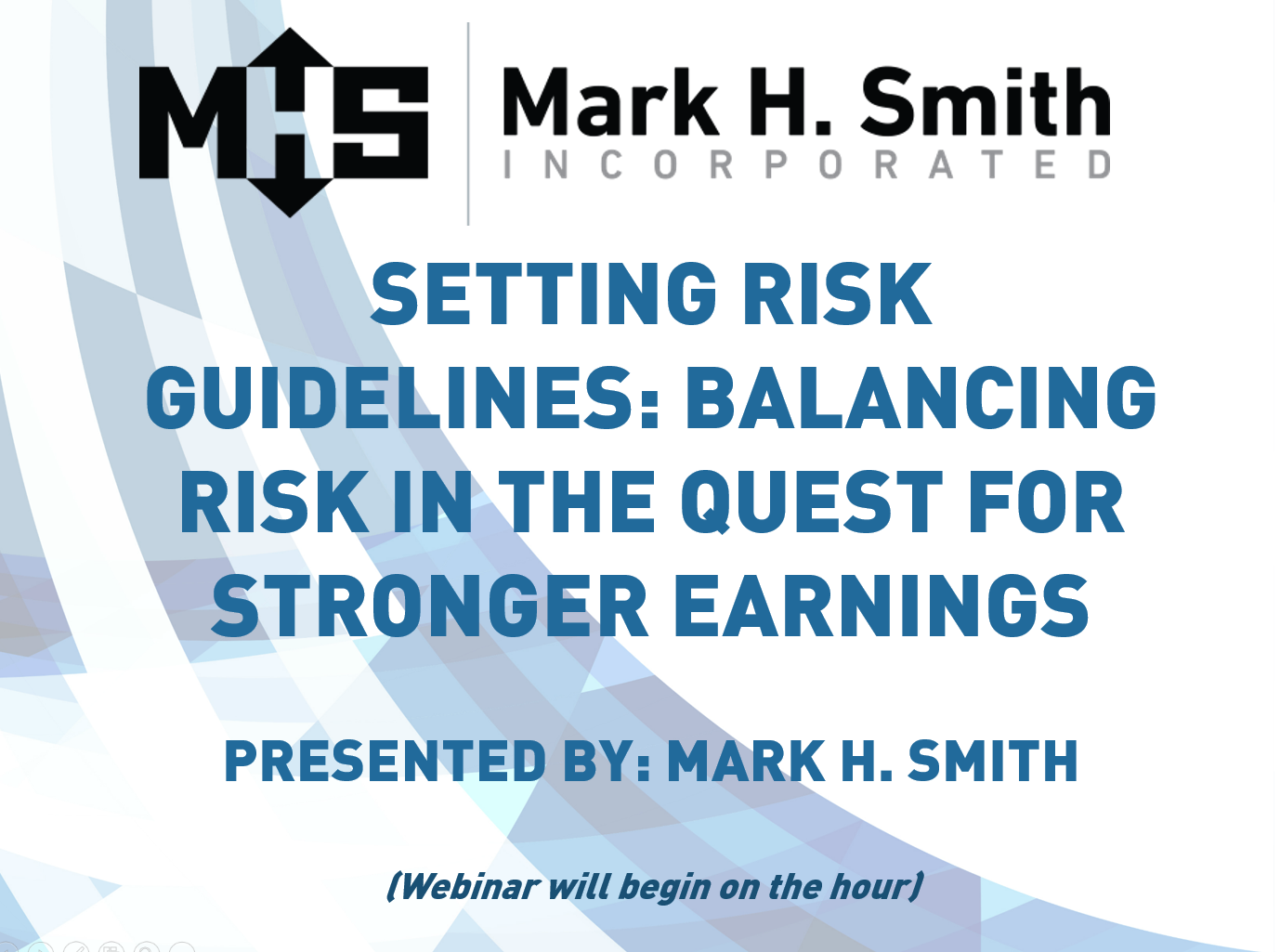 Setting Risk Guidelines_ Balancing Risk in the Quest for Stronger Earnings