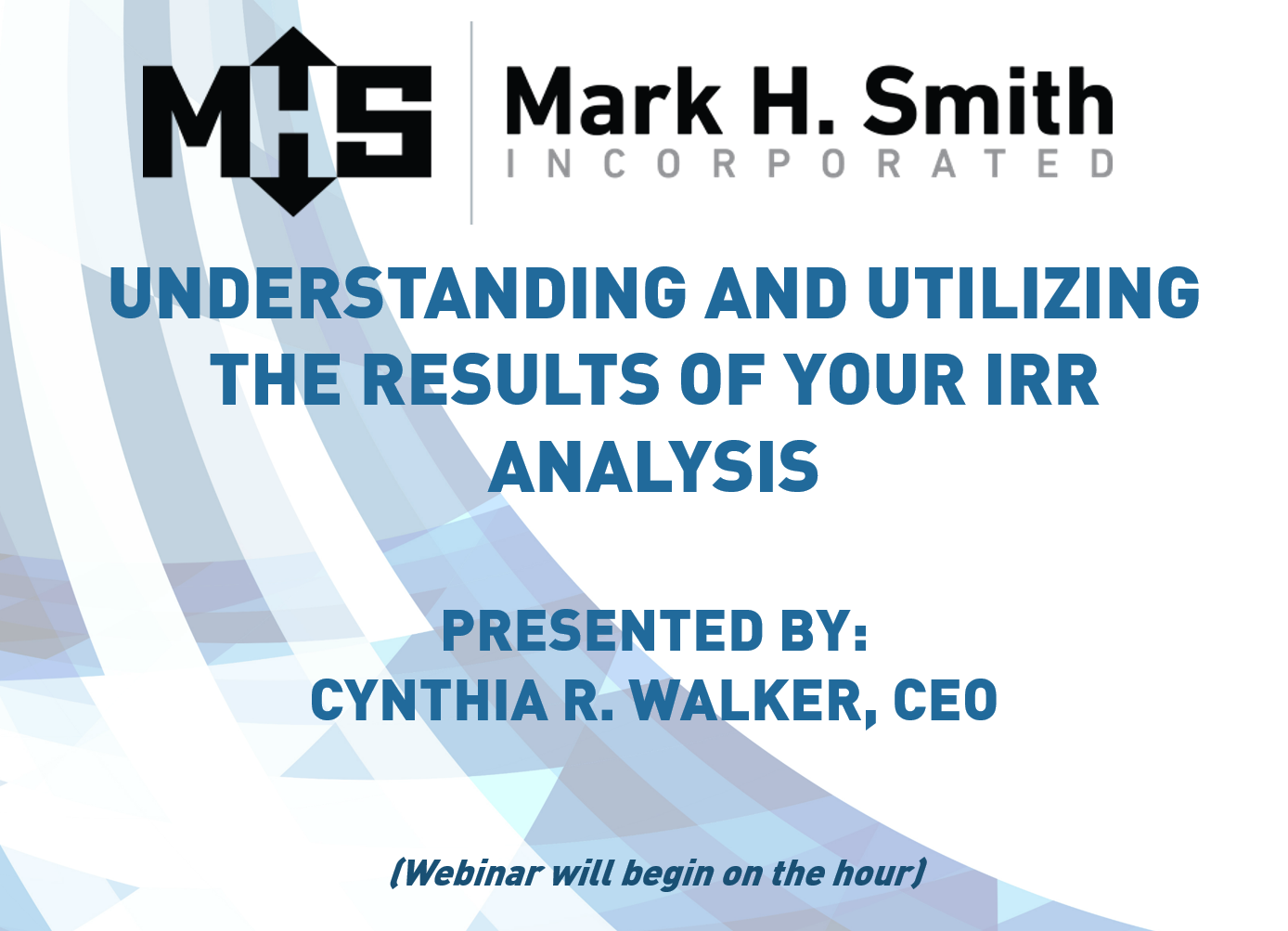 How to Understand and Utilize Your ALM/IRR Analysis Like a Seasoned Credit Union Executive
