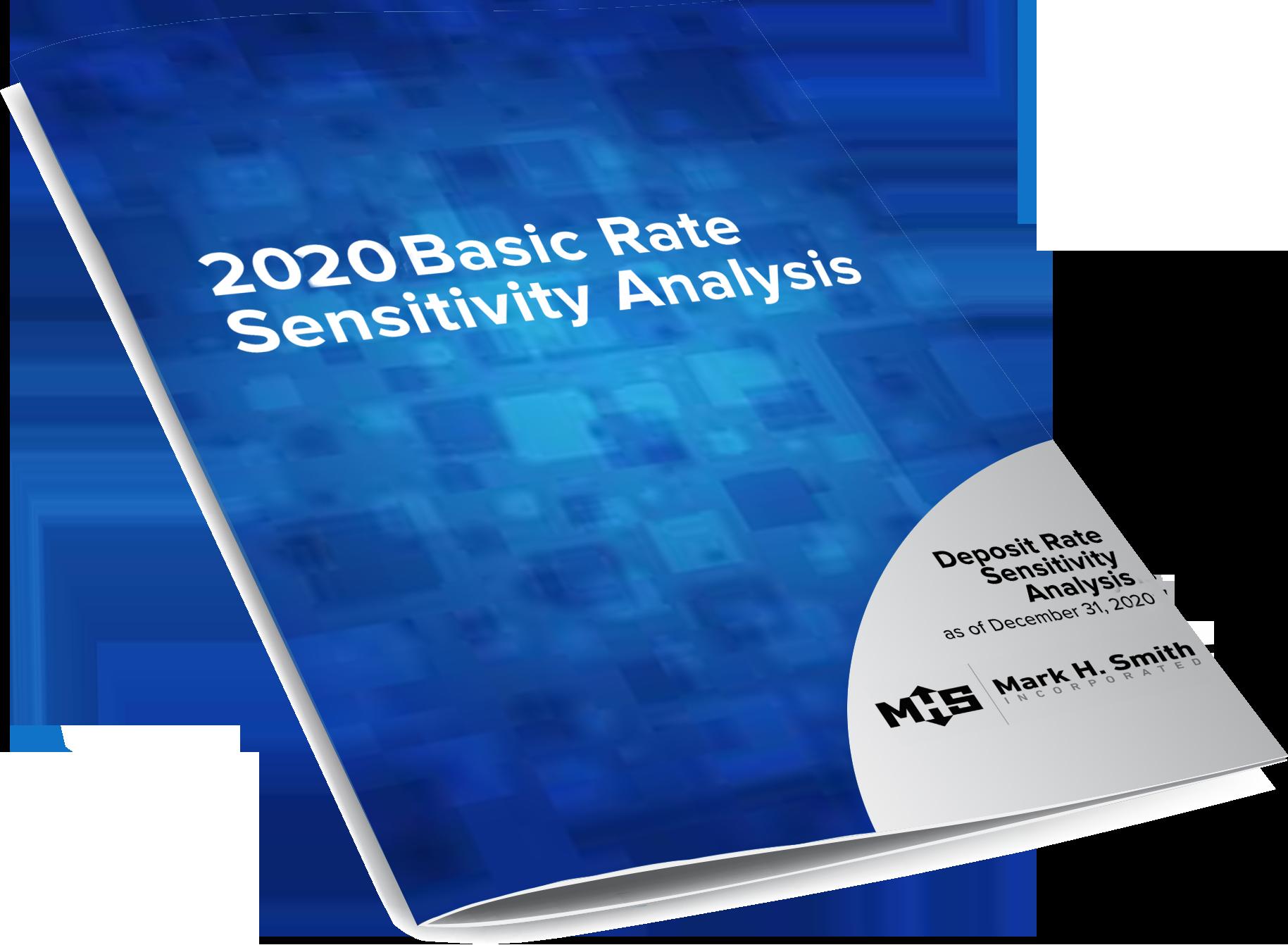 Credit Union Basic Rate Sensitivity Analysis